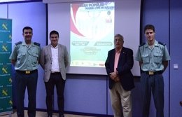 Presentación II carrera de la guardia civil málaga fundacion corinto
