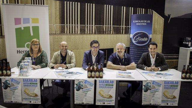 Nota De Prensa Semana Del Bacalao