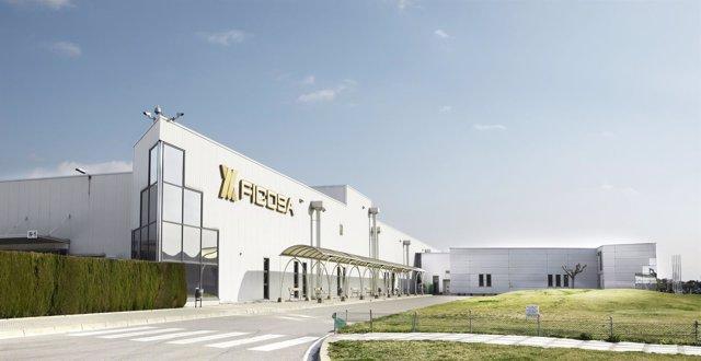 Centro tecnológico de Ficosa en Viladecavalls