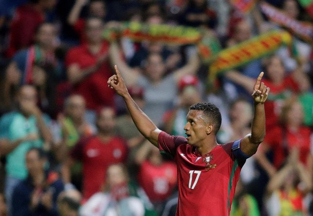 Portugal sigue de fiesta y golea a Gibraltar con doblete Nani