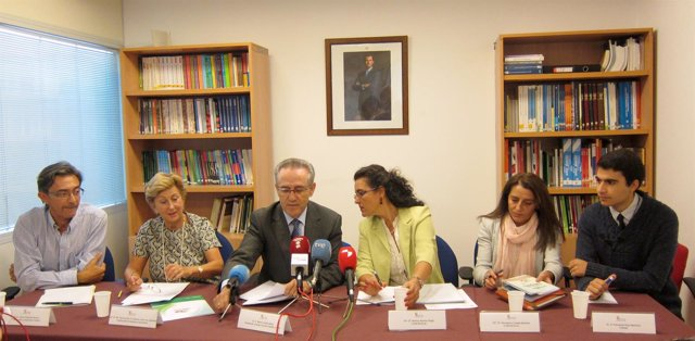 Representantes del Consejo Escolar de Castilla y León