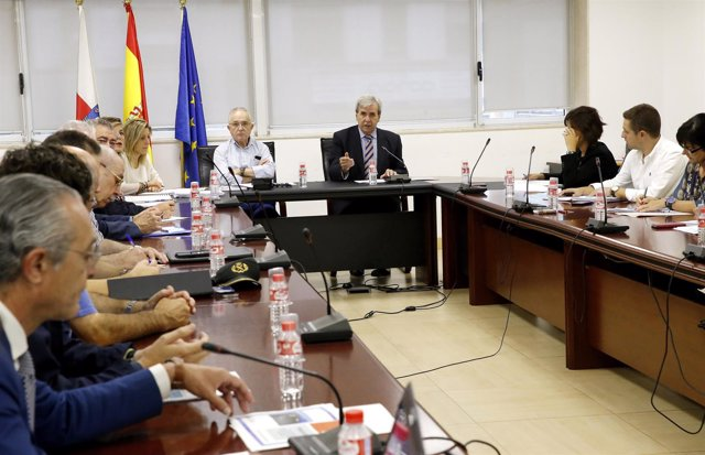 Reunión de la Comisión de Protección Civil