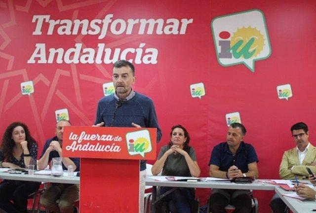 NP Y Foto IU // Maíllo Sobre Incumplimiento Planes Empleo Junta
