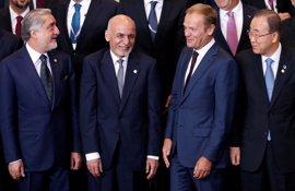 Afganistán se compromete ante los donantes a atajar la pobreza y el terrorismo