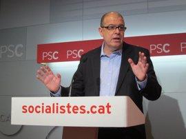 Zaragoza dice que se debe mantener el 'no' a Rajoy pero hará lo que decida el PSC