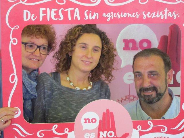 Foto 'No Es No'