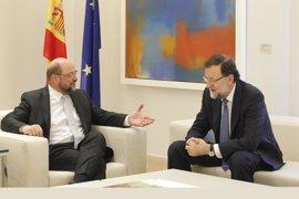 El presidente de la Eurocámara viajará el viernes a Madrid para reunirse con Rajoy