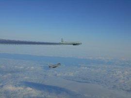 España participa en la misión de la OTAN frente a las provocaciones de Rusia en el Báltico