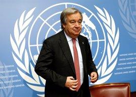 """Guterres, """"claro favorito"""" para dirigir la ONU"""