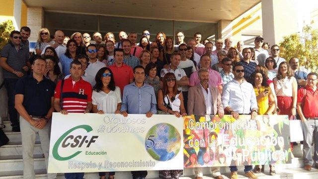 Concentración de CSIF-A