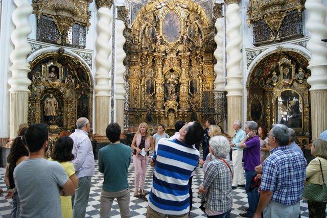 San Luis de los Franceses en la XV Semana de la Arquitectura