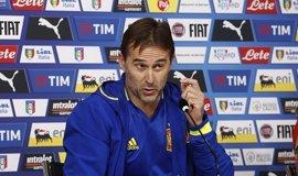 "Lopetegui: ""Italia nos va a exigir mucho"""