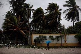 El huracán 'Matthew' obliga a aplazar las elecciones en Haití