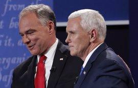 El debate de vicepresidentes fue seguido por más de 35 millones de personas
