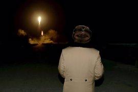"""Corea del Norte amenaza a Washington y Seúl con """"una merecida represalia nuclear"""" por sus maniobras militares"""