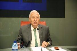 """García-Margallo se felicita de que España cuente con un """"gran amigo"""" como el portugués Guterres al frente de la ONU"""