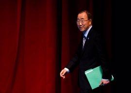 Ban Ki Moon anuncia que el Acuerdo de París entrará en vigor el 4 de noviembre