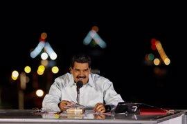 Maduro pide al Gobierno de Colombia un alto del fuego indefinido con las FARC