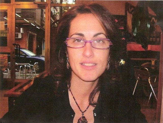 Lourdes García Carreño, desaparecida.