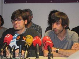 """Podemos defiende configurar una mesa del Parlamento Vasco """"progresista"""" con de PNV, Podemos, PSE y EH Bildu"""