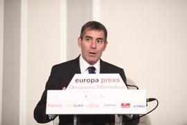 Clavijo confía en mantener el pacto de gobierno en Canarias con el PSOE