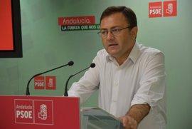 """Heredia asegura que la gestora del PSOE está haciendo un """"extraordinario trabajo"""""""