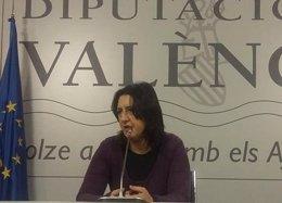 Rosa Pérez en una imagen de archivo