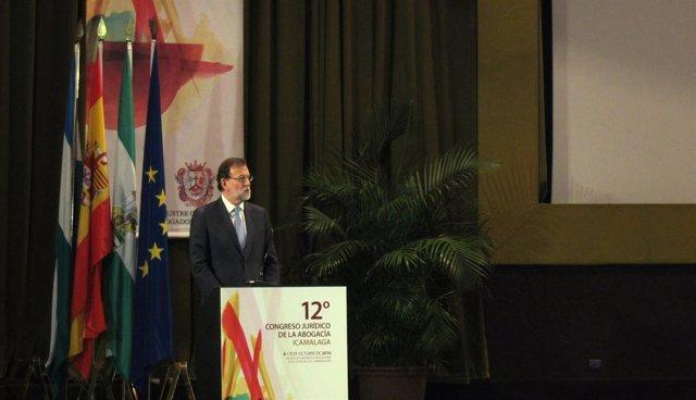 El presidente del Gobirno en Funciones, Mariano Rajoy