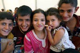 Save the Children alerta: 600.000 niños están en peligro ante el inminente asalto a Mosul
