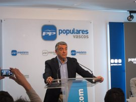 El PP vasco defiende estar en la Mesa del Parlamento vasco y denuncia que Podemos quiera excluirlo