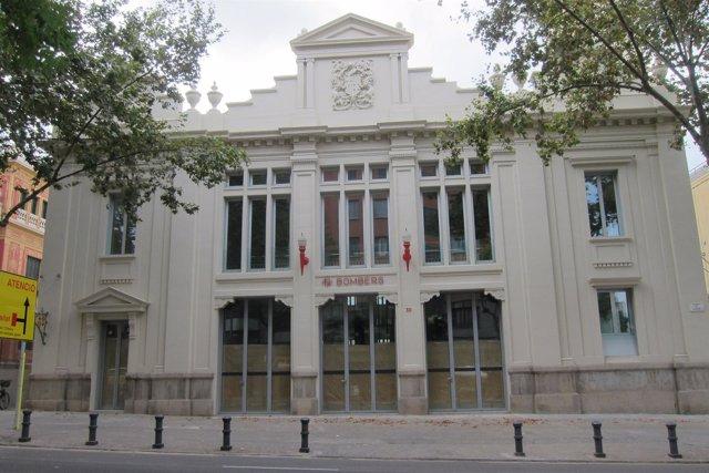 Centro de emergencias de la calle Lleida