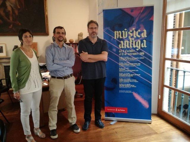Ciclo de Música Antigua