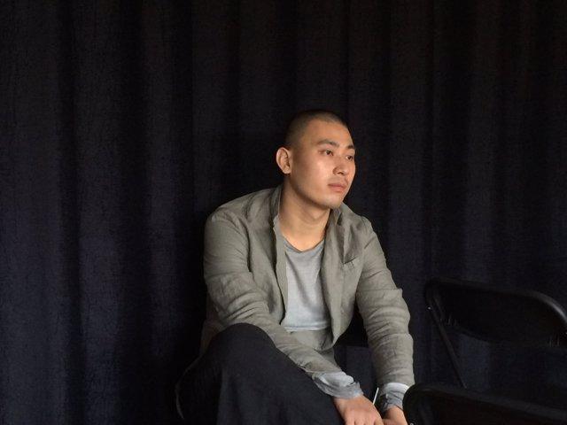 El coreógrafo Tao Ye