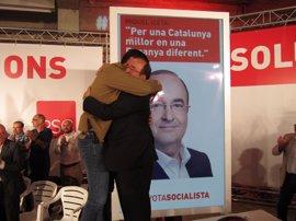 Los diputados del PSC votarán lo que decida su partido sobre Rajoy, diga lo diga el PSOE