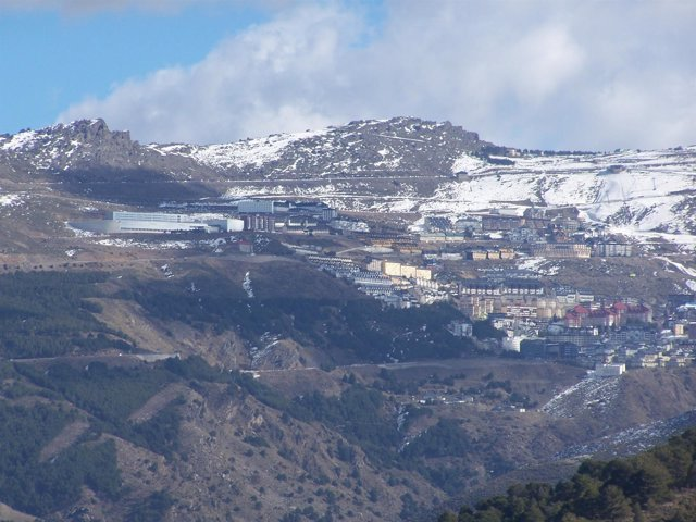 Pradollano, Sierra Nevada
