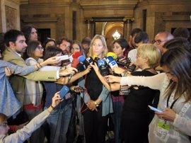 """El Govern apoya a Forcadell y deplora la """"persecución judicial"""" del Estado"""