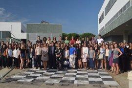Huelva recibe a los auxiliares de conversación para apoyar la enseñanza bilingüe