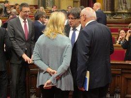 """El PSC critica la """"fijación"""" del Govern por el referéndum olvidando otras prioridades"""
