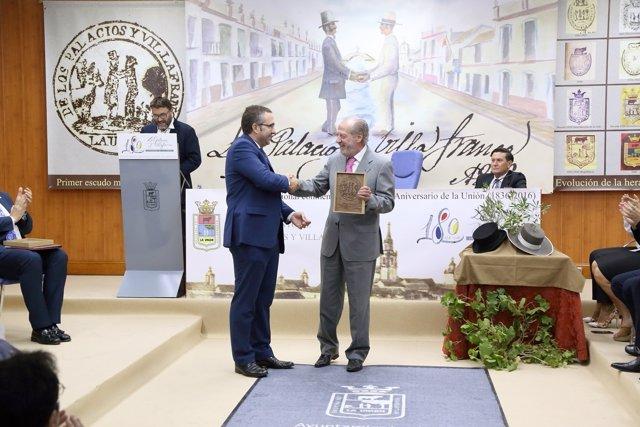 Los Palacios celebra el 180 aniversario de la Unión.