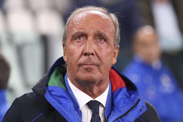 El Seleccionador Italiano, Giampiero Ventura