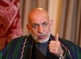 Karzai dice que Musharraf sabía que Bin Laden se encontraba en Pakistán