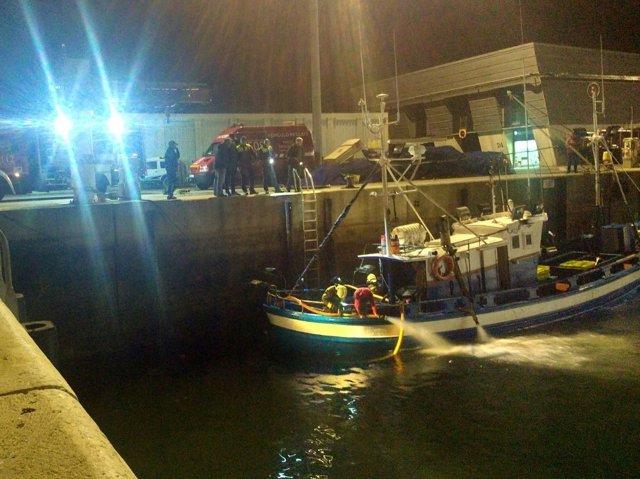 NP Achique Barco Laredo