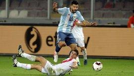 Argentina tropieza en Lima