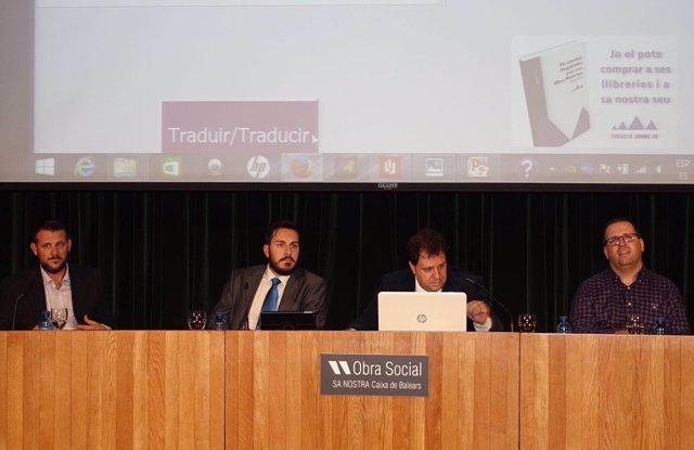 El traductor automático castellano-mallorquín de Sa Fundación Jaume III