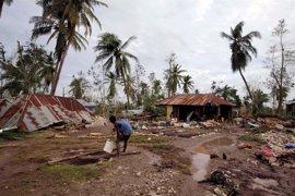 Cruz Roja solicita 6,9 millones de dólares para hacer frente a la catástrofe en Haití
