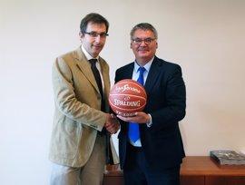ACB y AEPSAD firman un convenio para fomentar la práctica deportiva saludable