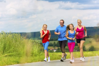 Correr al aire libre: los secretos del 'running'