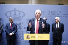 """Margallo espera que el Nobel a Santos sea un """"incentivo"""" para la paz"""