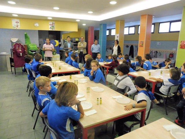 Desayunos saludables en Jesuitas de Logroño