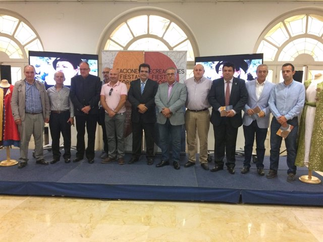 Los municipios incluidos en el programa histórico han arropado al diputado.
